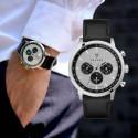 Renard Grande Chrono watch 40 mm black RC402SS13VBK