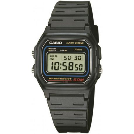 CASIO Retro Watch 34 mm W-59-1VQES