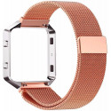 Just in case Milanese Wristband Fitbit Blaze Rose Gold 362499