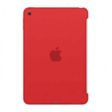 APPLE iPad mini 4 Silicone Case Red MKLN2ZM/A