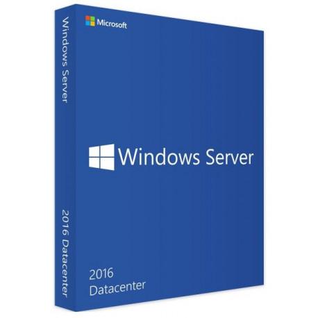 DELL Windows Server 2016 DataCenter Ed Additional Lic rok 16CORE NoMedia 634-BKYO