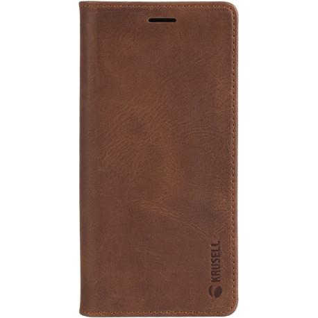 KRUSELL Sunne Samsung Galaxy S9 Book Case Brown 61274