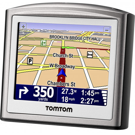 TOMTOM Navigation System One 3RD Edition 3.5 inch GPS with US/Canada/Guam Maps 4N01.002