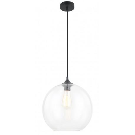LOMT Modern Globe glass industrial ceiling light 30cm x 30cm x 28cm 30-116-004