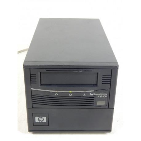 HP StorageWorks SDLT 600 SCSI LVD externe tapedrive SPS-DRV 360287-002