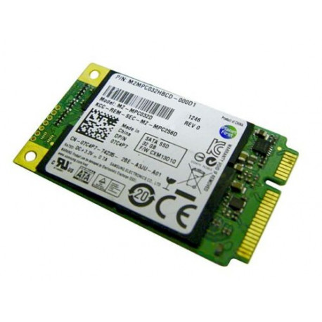 HP Internal SSD M.2 32 Gb SATA III SDD 769711-001