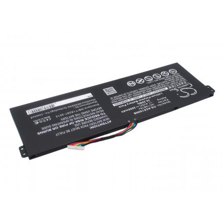 ACER (3ICP5/57/80) Laptop Accu AC14B18J