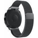 Just in case Watchband Samsung Gear Sport Milanese Black 622920