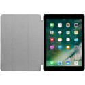 Just in case Case for Apple iPad (2017) Smart Tri-Fold Black