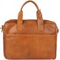"""Burkely Shoulder bag Vince 15"""" Cognac"""