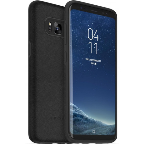 MOPHIE Charge Force Galaxy S8 Plus BC Black + Powerstation BNDL-CF-PS3K-SGS8P