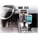 CALIBER PS49 Car phone holder with Micro-USB QP-17488