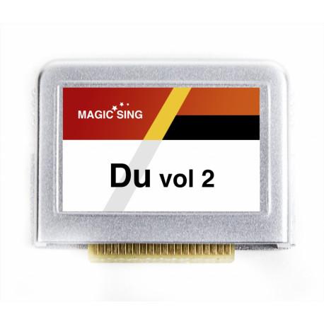 MagicSing Home Entertainment Accessoires DU2