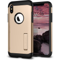 Spigen Slim Armor iPhone XS Max Back Cover Gold 065CS25154