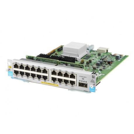 HP Schalter Aruba 20X Gb P+ 1X QSFP+ V3 ZL2 MDL (J9992A) J9992-61001