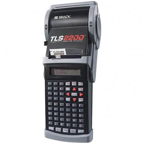 BRADY TLS 2200 Thermal Transfer Printer Unit and PSU only No accessoiries TLS2200-QPv1