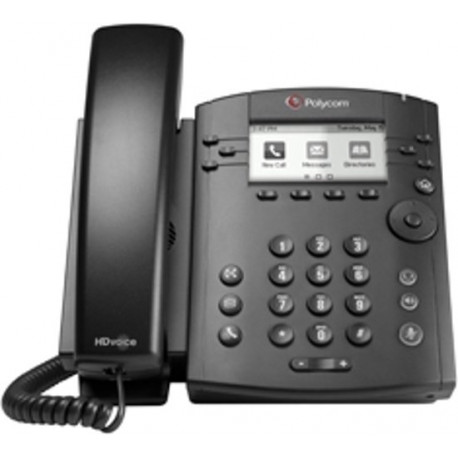 POLYCOM VVX310 Business Media Phone Zwart 2200-46161-025
