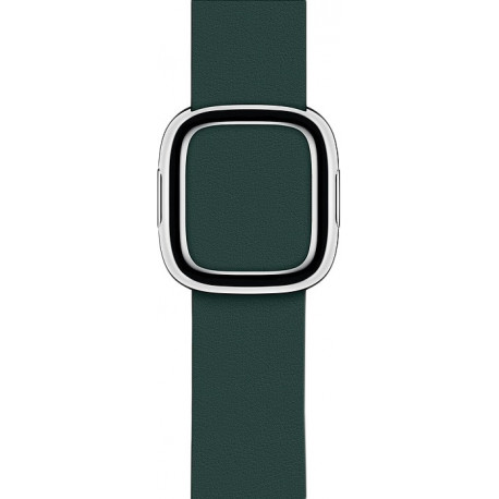 APPLE Watch 40mm Modern Leather Watch Band Forest Green Small MTQH2ZM/A