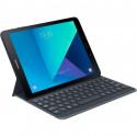 SAMSUNG Book Cover Keyboard Tab S3 Grey French keyboard AZERTY EJ-FT820BSEGFR