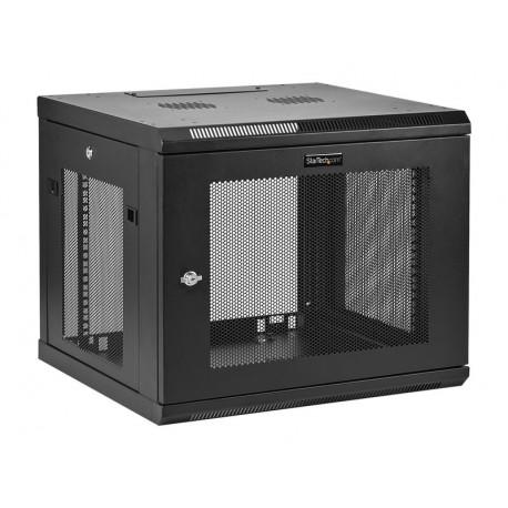 STARTECH.COM 9U Wall-Mount Server Rack Cabinet Up to 19 in Deep RK920WALM