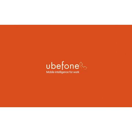 ubefone French Sim Pack app&sim UBE-PACKAPPSIM