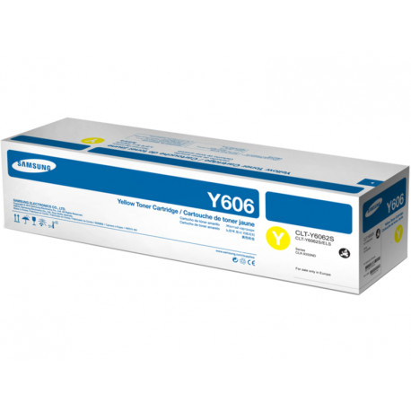 SAMSUNG CLT-Y6062S Yellow toner SS706A