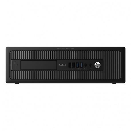 HP Desktop ProDesk 600 G1 SFF I3-4160 CPU @ 3.60GHZ 8GB RAM 470GB HDD W10P J7C45ET#ABF