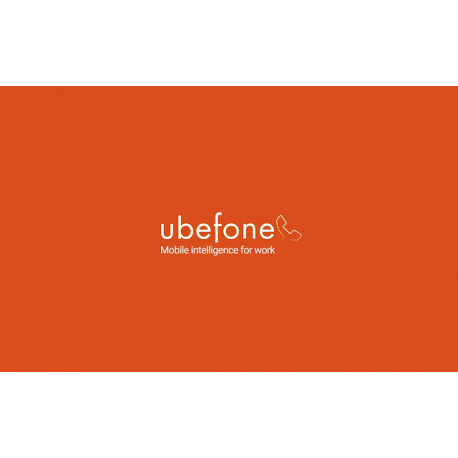 ubefone French Sim Pack app&sim 1 Year unlimited UBE-PACKAPPILL1AN