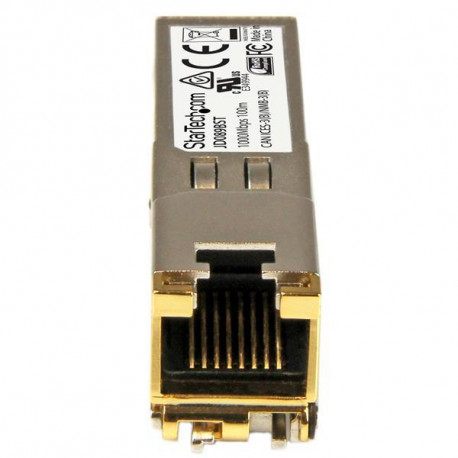 STARTECH.COM HP JD089B Compatible SFP Copper Module 10/100/1000BASE-TX JD089BST
