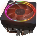AMD Wraith Prism LED RGB Cooler Fan 4PIN Connector 712-000075