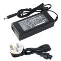 HP AC adapter 90W 18.5V 4.74A 3-PIN 608428-001