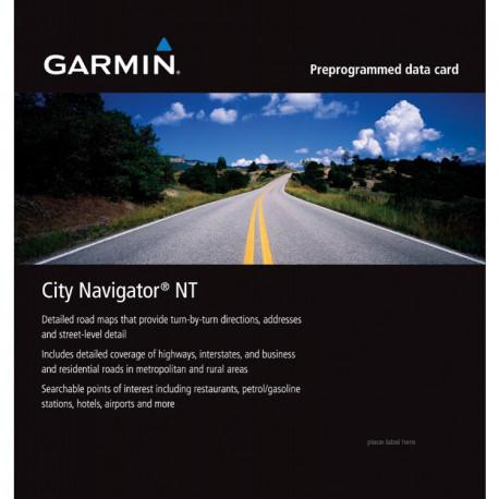 GARMIN City Navigator NT Benelux + Frankrijk (microSD/SD) 010-11043-00