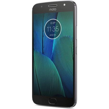 MOTOROLA Smartphone Moto G5S Plus 32GB dual sim) Gray PA6V0123ES