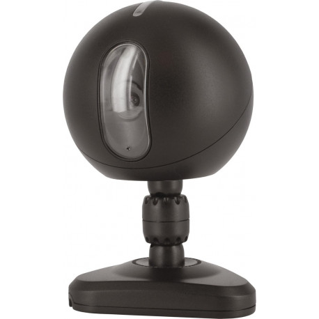 SMARTWARES IP-camera FPS 25 black C706IP