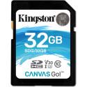 KINGSTON Canvas Go SDHC 32GB uhs-i U3 V30 SDG/32GB