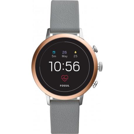 Fossil Watch Q Venture HR (Grijs Wit) FTW6016