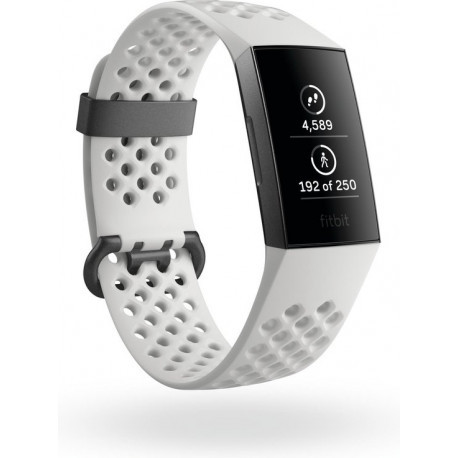 FITBIT Charge 3 Special Edition White (White) 40-37-4968