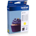 BROTHER Cartridge Yellow LC123Y