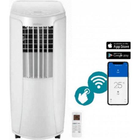 Daitsu Mobile air conditioner APD-12X F/C 12000BTU 34M2 white 3400W 3NDA03008