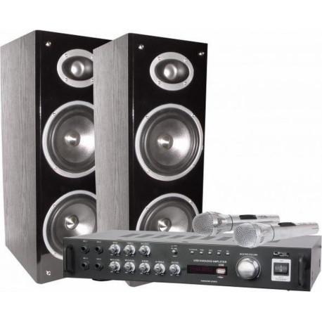 LTC Audio Karaoke Star 3 Bluetooth 200 W KARAOKE-STAR3-BT