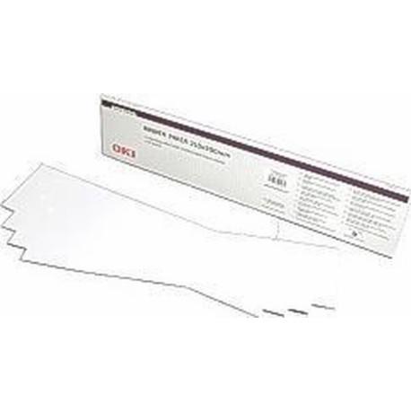 OKI Banner PAPER/40SH 210x900mm 09004651