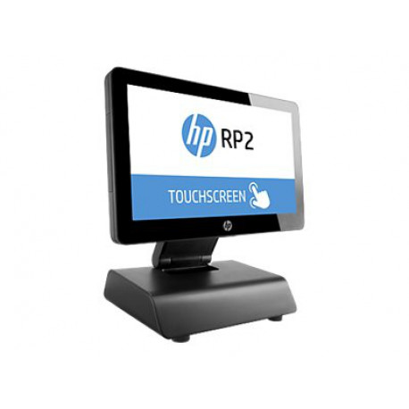 HP Retail System Model 2030 J2900 Windows POS embedded 7 4GB RAM 125GB SSD J2A63AV