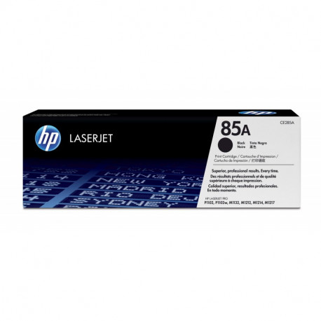 HP LaserJet Toner Cartridge Black CE285AH