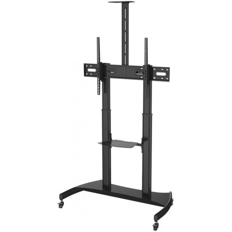 NEWSTAR Mobile Flat Screen Floor Stand PLASMA-M1950E