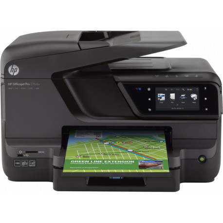 HP Inkjet printer OfficeJet pro 276DW Monochrome A4 15ppm CR770-69014