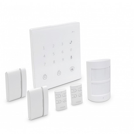 Chacon Wireless GSM/SMS alarm system 34942
