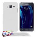 Muzzano Originele Le Pearls Rigid Case voor Samsung Galaxy J5 Wit F2655468
