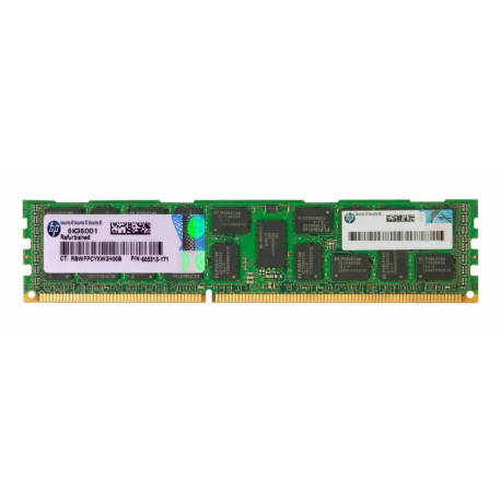HP Geheugen DIMM 32GB 4RX4 PC3L-8500R-9 632203-001