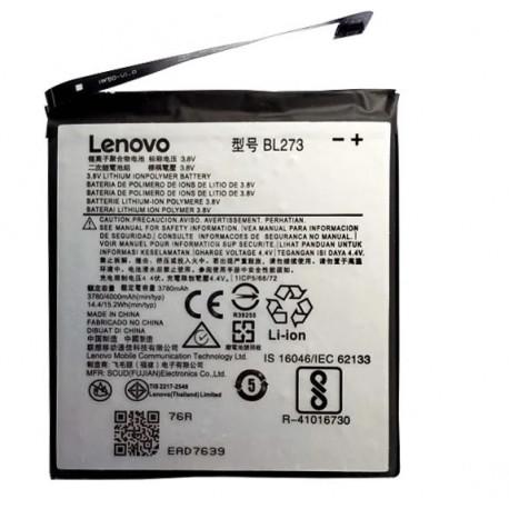LENOVO Battery for Lenovo K8 Plus 3780 mAh 3.8V BL273
