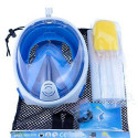 FREEBREATH 180 Degree Diving Snorkel Mask M2068G